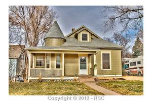 814 E Monument St, Colorado Springs, CO 80903
