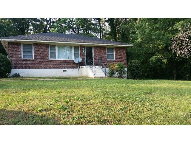 Home For Rent 1180 Rock Springs Rd Forest Park Ga