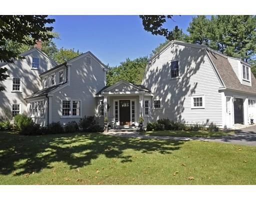 109 old sudbury rd lincoln ma 01773 home for sale and real estate listing. Black Bedroom Furniture Sets. Home Design Ideas