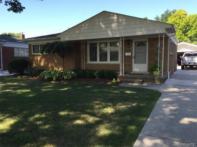 28805 rockwood st saint clair shores mi 48081 home for sale and real estate listing