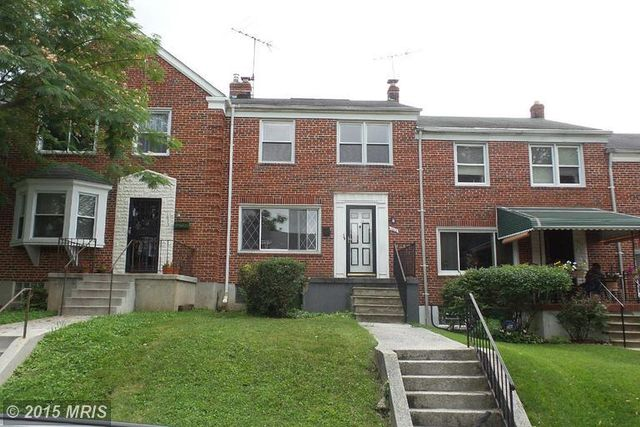 1613 Heathfield Rd Baltimore Md 21239 Home For Sale And Real Estate Listing