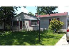 27323 Brush St, Madison Heights, MI 48071