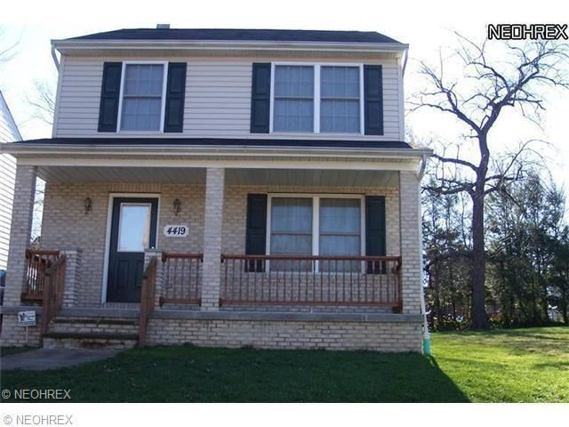 home for rent 4419 milford ave parma oh 44134