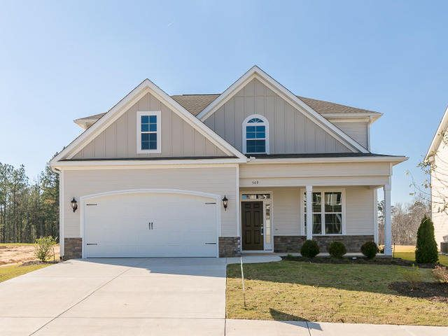 509 Bunchgrass St Evans Ga 30809 New Home For Sale