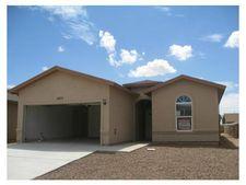 11872 Auburn Sands Dr, El Paso, TX 79934
