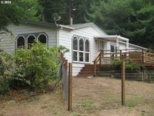 93595 China Mountain Rd, Port Orford, OR 97465