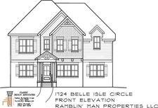 1724 Belle Isle Cir Ne, Atlanta, GA 30329