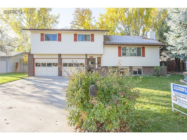 511 Del Clair Rd, Fort Collins, CO 80525