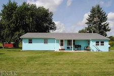 1266 N 1300 East Rd, Heyworth, IL 61745