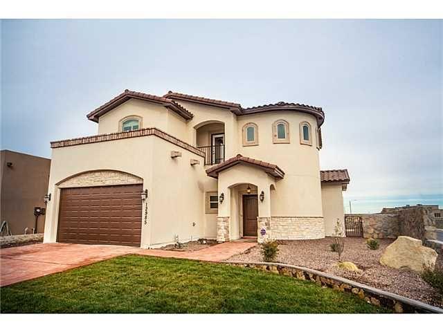 14693 rockbridge ave el paso tx 79938 home for sale for New housing developments in el paso tx