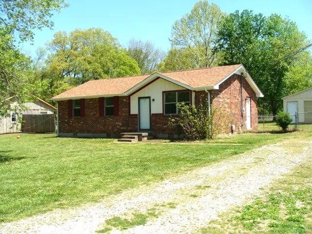 1032 Britton Springs Rd Clarksville Tn 37042 Home For
