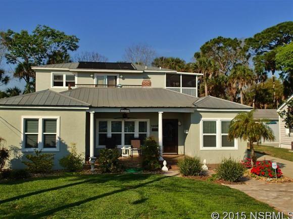 New Smyrna Intracoastal Homes For Sale