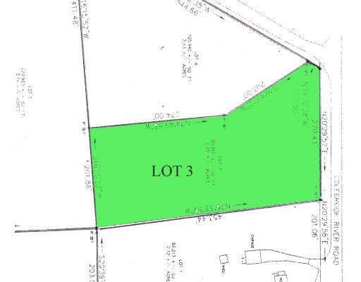 Colebrook River Rd Lot 3, Tolland, MA 01034