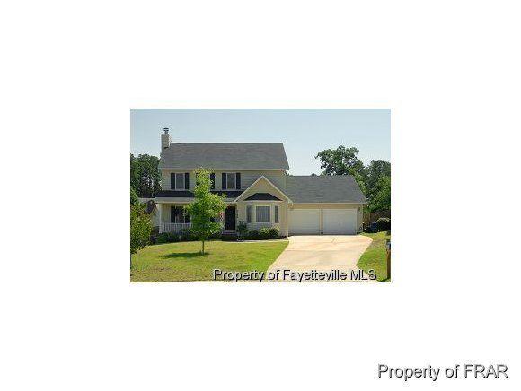 5548 Hartfield Ct Fayetteville NC 28311