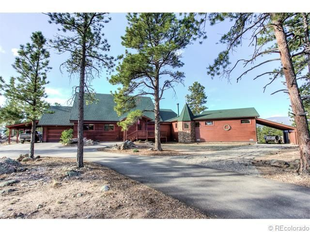 1339 hi meadow dr bailey co 80421 home for sale and