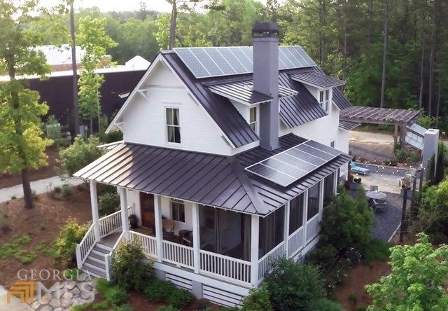 10660 serenbe ln chattahoochee hills ga 30268 home for for Cost to build a house in georgia