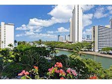 1551 Ala Wai Blvd Apt 502, Honolulu, HI 96815
