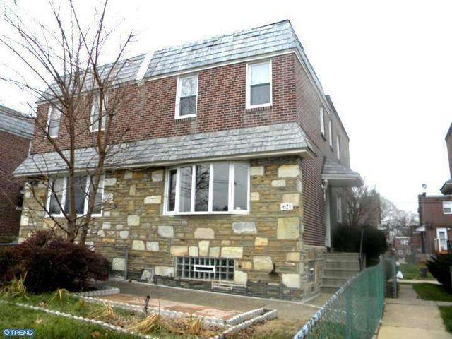 Home For Rent 621 Tyson Ave Philadelphia PA 19111