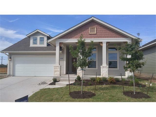 243 bridgestone way buda tx 78610 new home for sale