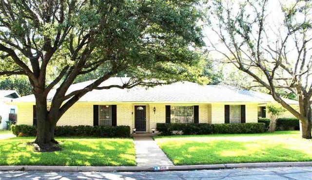5430 Lake Lindenwood Dr, Waco, TX 76710