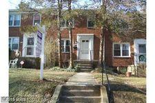 1632 N Forest Park Ave, Gwynn Oak, MD 21207