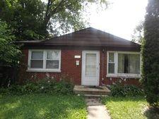 16815 Trapet Ave, Hazel Crest, IL 60429