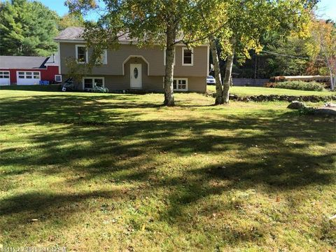 428 Wottons Mill Rd, Union, ME 04862