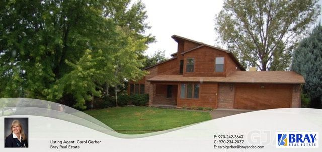 3715 applewood st grand junction co 81506 home for sale and real estate listing