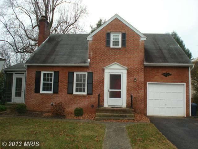 341 E Irvin Ave, Hagerstown, MD 21742