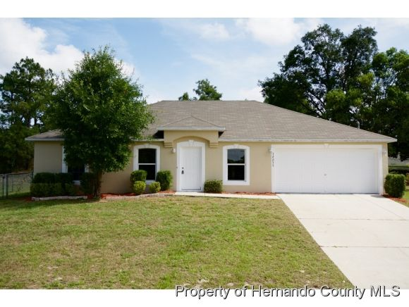 12235 Ronald St Spring Hill Fl 34609 Home For Sale And
