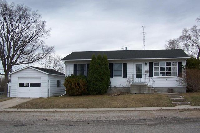 117 e ira st rogers city mi 49779 home for sale and real estate listing. Black Bedroom Furniture Sets. Home Design Ideas