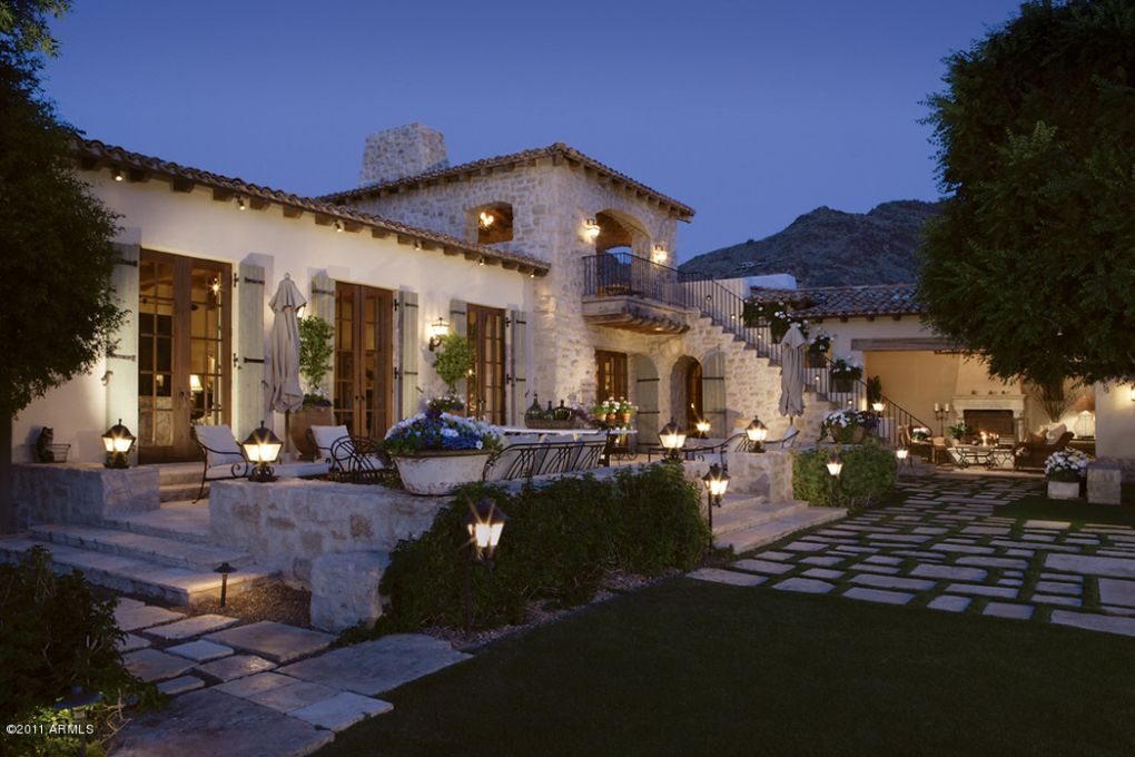 7648 n shadow mountain rd paradise valley az 85253 for Spanish mediterranean homes for sale