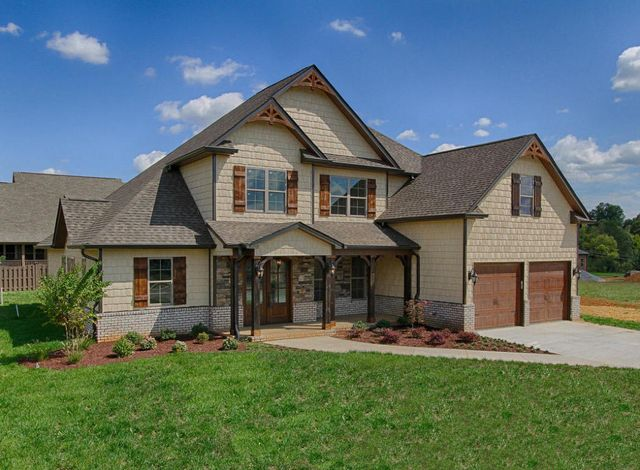 128 stone dr maryville tn 37803 new home for sale for Home builders in maryville tn