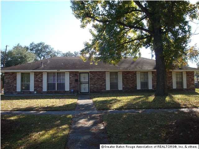 Homes For Sale In Park Forest Baton Rouge