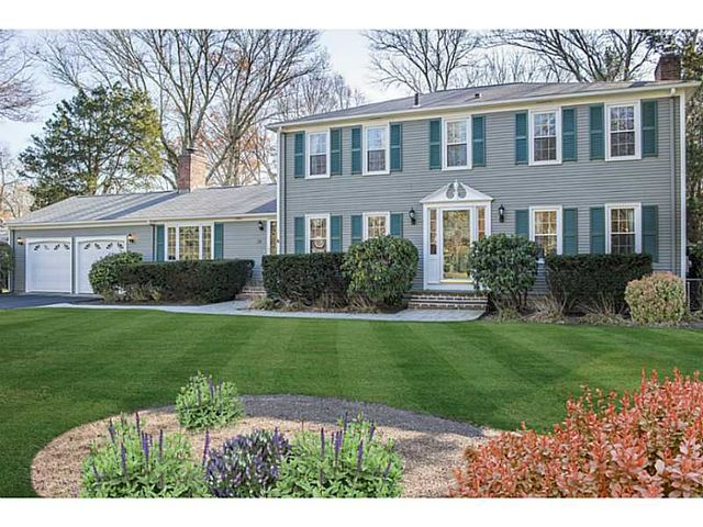 East Greenwich Rhode Island Property Tax Records