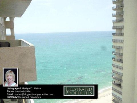 5440 N Ocean Dr Ph 203, Singer Island, FL 33404