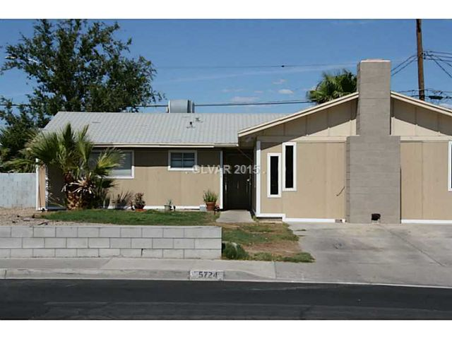 5724 Eugene Ave Las Vegas Nv 89108 Home For Sale And Real Estate Listing