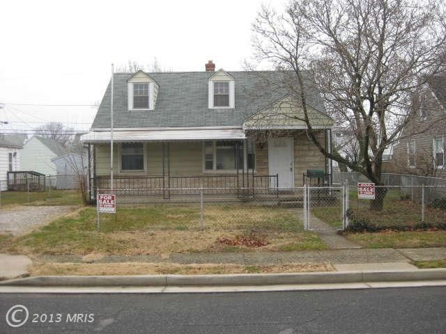 8232 Cornwall Rd, Baltimore, MD