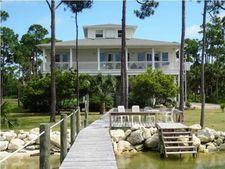 1289 E Gulf Beach Dr, Saint George Island, FL 32328