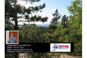 2369 N Mountain Estates Rd, Florissant, CO 80816