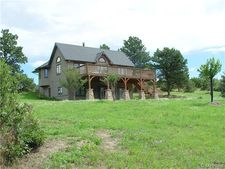 10777 S Perry Park Rd, Larkspur, CO 80118