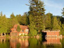1 Hoel Pond Rd, Saranac Lake, NY 12983