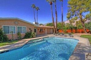 2180 E Paseo Gracia, Palm Springs, CA 92262