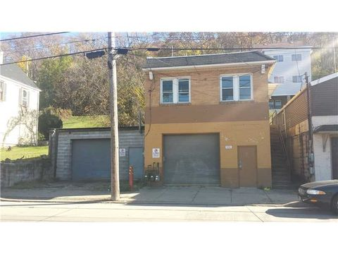 556 W 7th Ave, Homestead, PA 15120