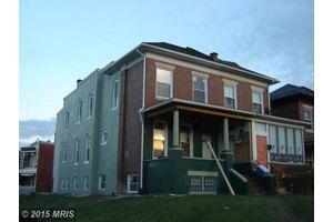 1515 Hilton St N, Baltimore, MD 21216