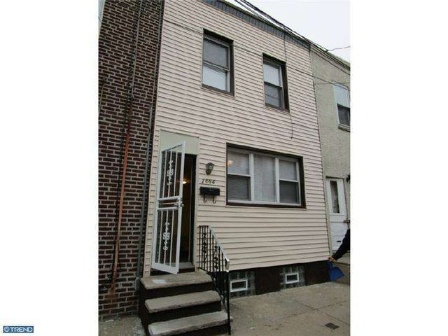 Home For Rent 2006 S Mildred St Philadelphia PA 19148