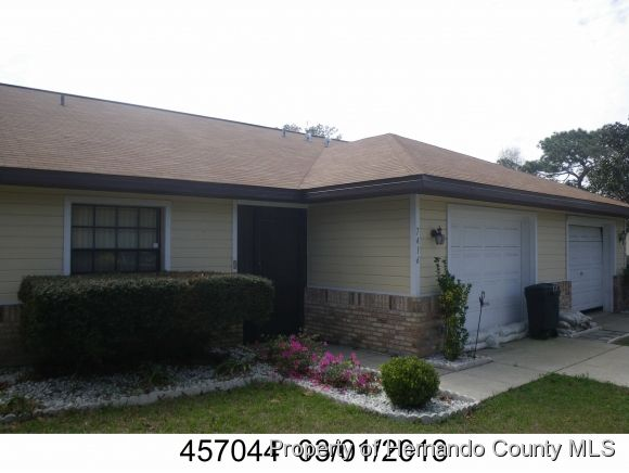 Home For Rent 7416 Mead Dr Spring Hill Fl 34606