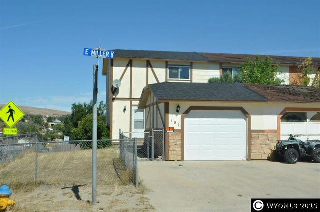 101 E Miller St Rawlins Wy 82301 Home For Sale And