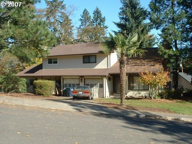 Duplex Property For Sale Eugene Oregon