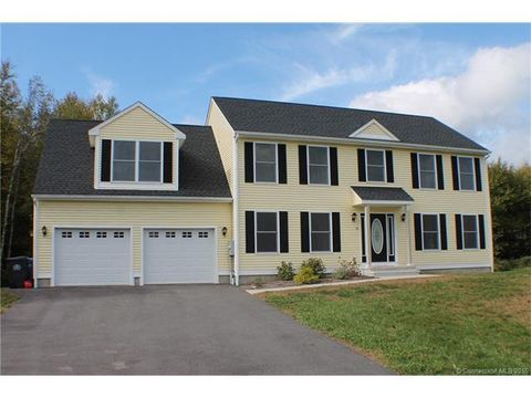 16 Colburn Dr, Colchester, CT 06415